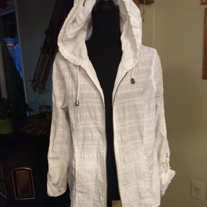 Women's light jacket by Christopher and Banks